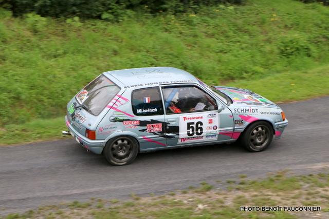 Rallye Le Béthunois - ES8 Le Turbeauté (221)