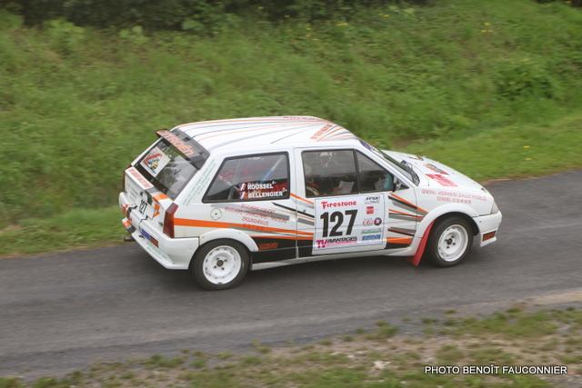 Rallye Le Béthunois - ES8 Le Turbeauté (230)