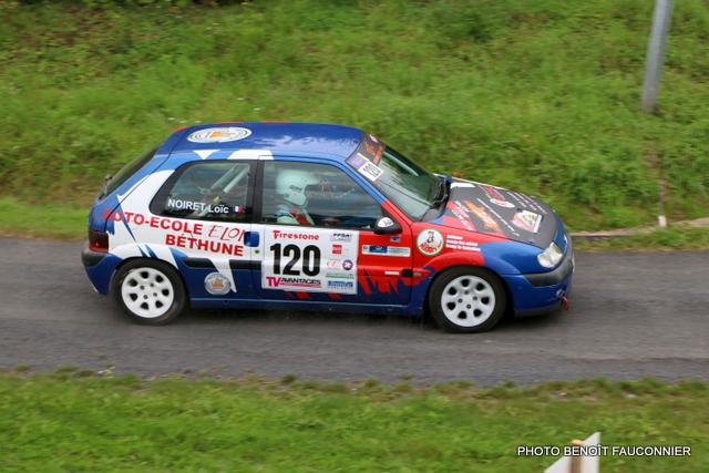 Rallye Le Béthunois - ES8 Le Turbeauté (235)