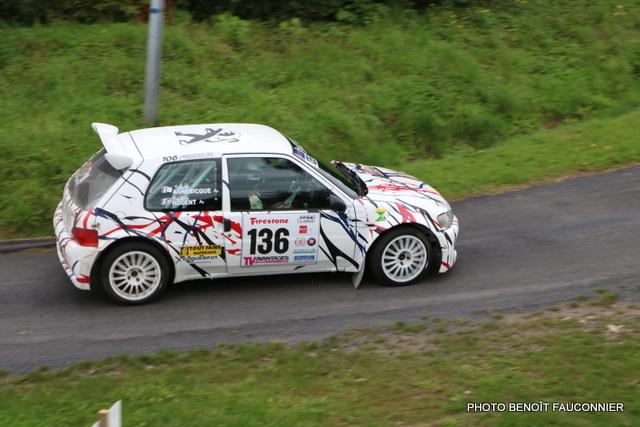 Rallye Le Béthunois - ES8 Le Turbeauté (240)
