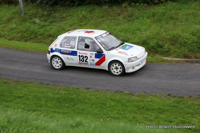 Rallye Le Béthunois - ES8 Le Turbeauté (244)