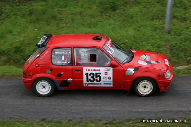 Rallye Le Béthunois - ES8 Le Turbeauté (247)