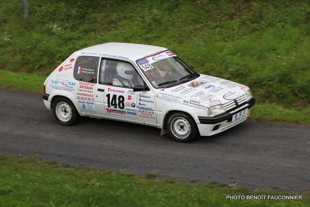 Rallye Le Béthunois - ES8 Le Turbeauté (250)