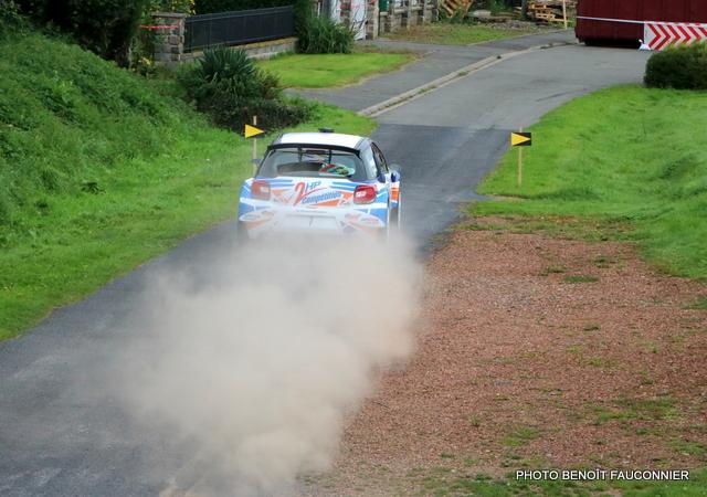 Rallye Le Béthunois - ES8 Le Turbeauté (44)