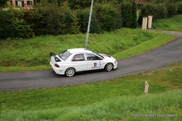 Rallye Le Béthunois - ES8 Le Turbeauté (46)