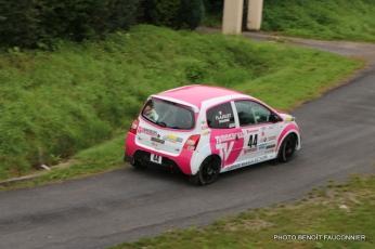 Rallye Le Béthunois - ES8 Le Turbeauté (64)