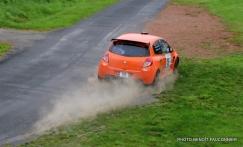 Rallye Le Béthunois - ES8 Le Turbeauté (68)