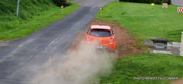Rallye Le Béthunois - ES8 Le Turbeauté (69)