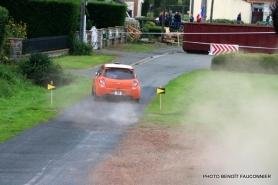 Rallye Le Béthunois - ES8 Le Turbeauté (72)