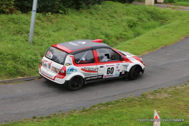 Rallye Le Béthunois - ES8 Le Turbeauté (75)