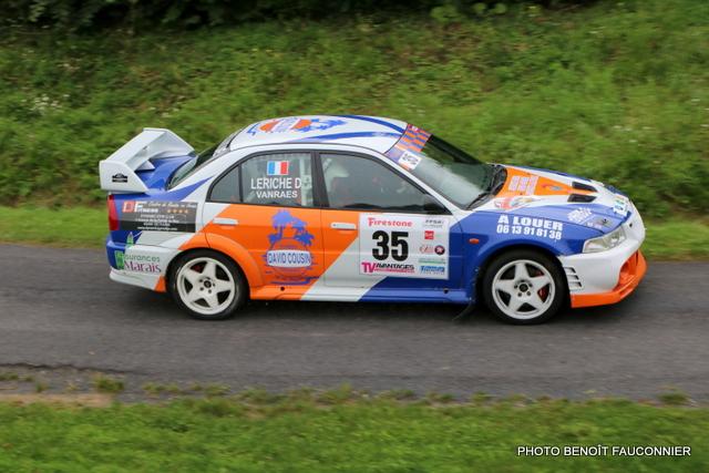 Rallye Le Béthunois - ES8 Le Turbeauté (77)