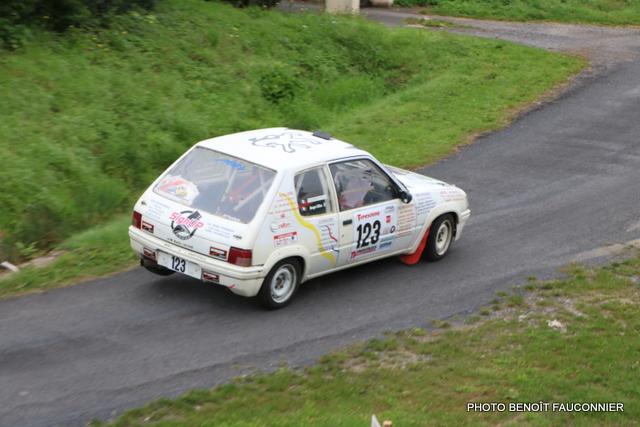 Rallye Le Béthunois - ES8 Le Turbeauté (85)