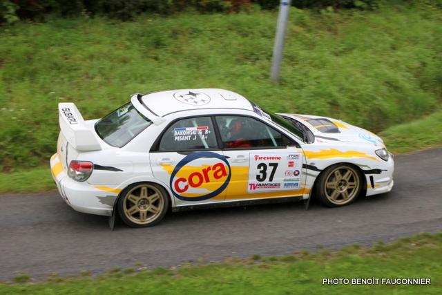 Rallye Le Béthunois - ES8 Le Turbeauté (91)