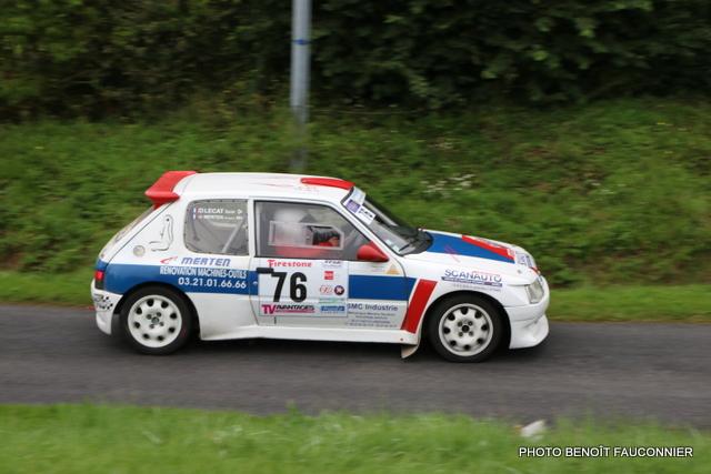 Rallye Le Béthunois - ES8 Le Turbeauté (93)