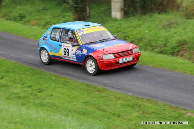 Rallye Le Béthunois - ES8 Le Turbeauté (96)