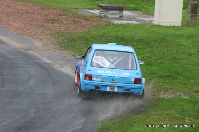 Rallye Le Béthunois - ES8 Le Turbeauté (97)