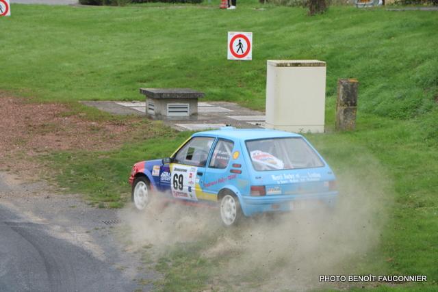Rallye Le Béthunois - ES8 Le Turbeauté (98)