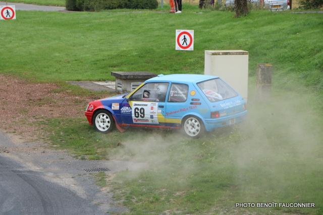 Rallye Le Béthunois - ES8 Le Turbeauté (99)