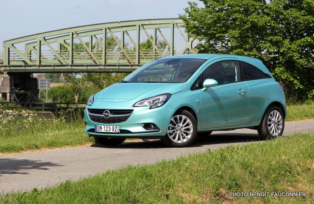 Opel Corsa 1.0 115 Ecotec Cosmo (30)