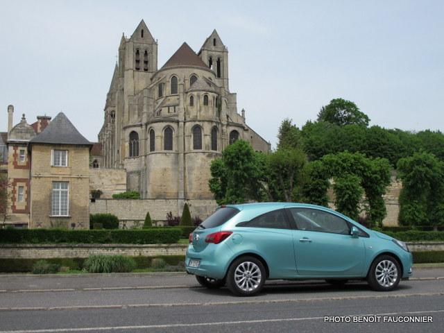 Opel Corsa 1.0 115 Ecotec Cosmo (48)