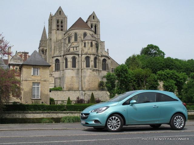 Opel Corsa 1.0 115 Ecotec Cosmo (50)