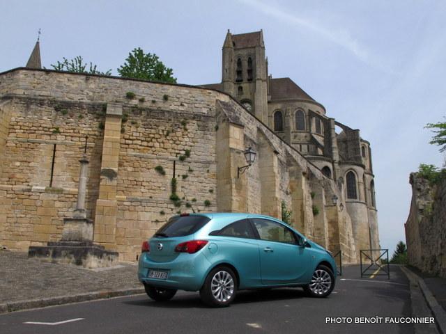 Opel Corsa 1.0 115 Ecotec Cosmo (51)