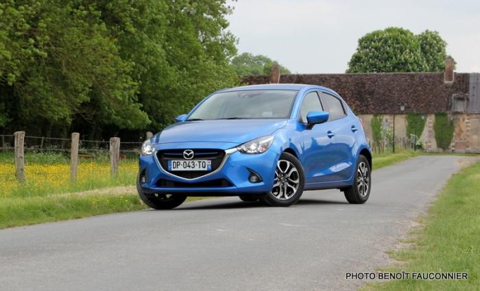 Mazda 2 1.5 115 Sélection (13)