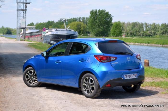 Mazda 2 1.5 115 Sélection (6)