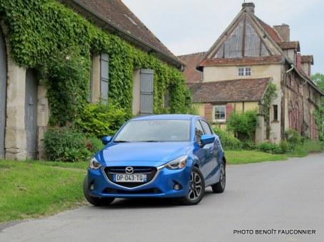 Mazda 2 1.5 115 Sélection (9)