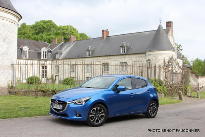 Mazda 2 1.5 115 Sélection (42)