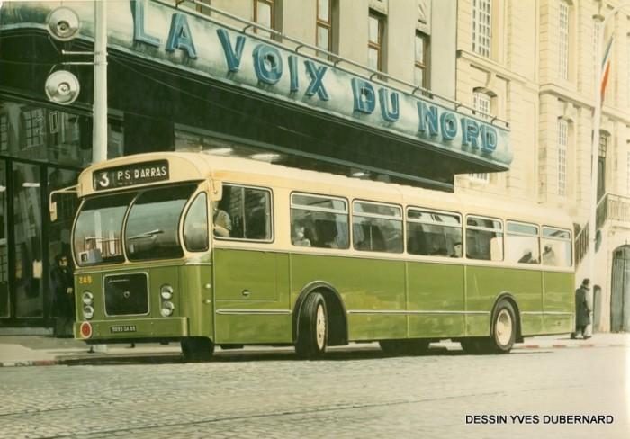 Bus Brossel par Yves Dubernard