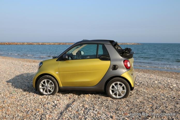 Smart Fortwo Cabrio (13)