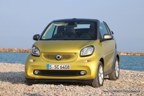 Smart Fortwo Cabrio (5)