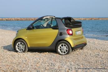 Smart Fortwo Cabrio (8)