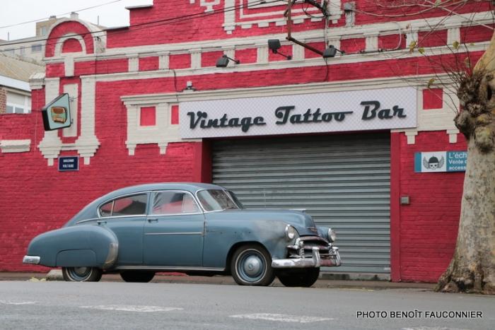 Chevrolet Fleetline Deluxe 1950 (2)