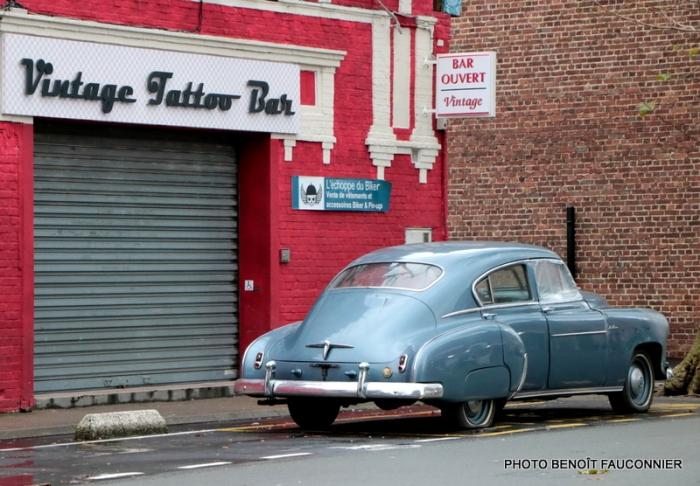 Chevrolet Fleetline Deluxe 1950 (3)