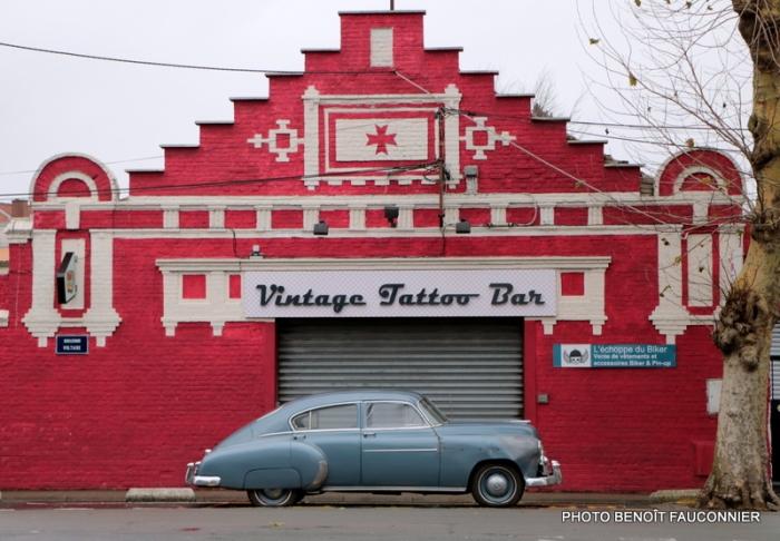 Chevrolet Fleetline Deluxe 1950
