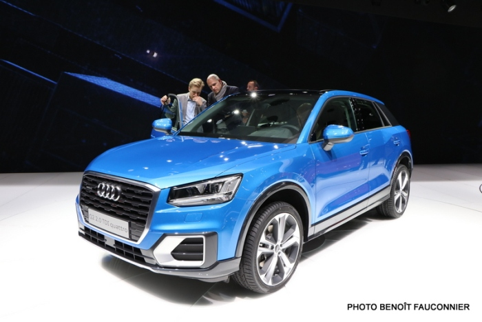 Salon de Genève 2016 - Audi Q2 (4)