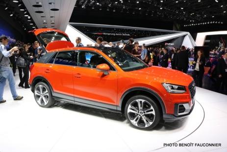 Salon de Genève 2016 - Audi Q2