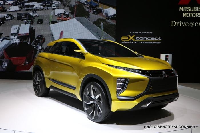 Salon de Genève 2016 - Mitsubishi EX Concept (2)
