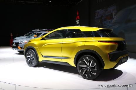 Salon de Genève 2016 - Mitsubishi EX Concept