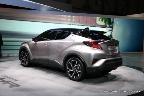Salon de Genève 2016 - Toyota C-HR (2)