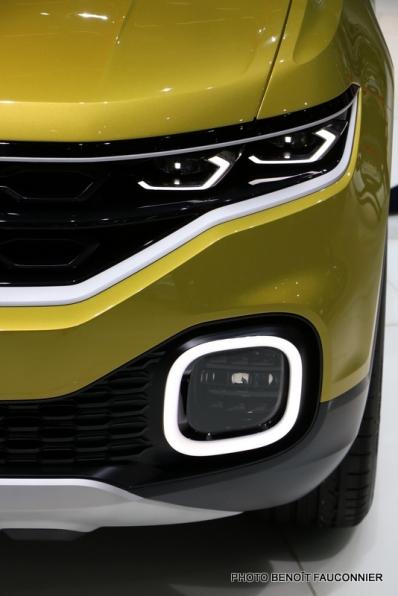 Salon de Genève 2016 - Volkswagen T-Cross Breeze (3)