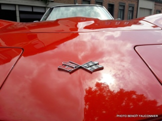 Chevrolet Corvette Stingray C3 1970 (2)