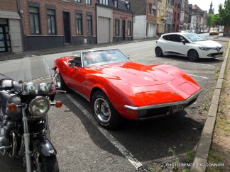 Chevrolet Corvette Stingray C3 1970 (3)