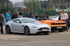 Rassemblement Neckbreakers Béthune - Aston Martin V12 Vantage (1)