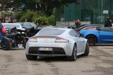 Rassemblement Neckbreakers Béthune - Aston Martin V12 Vantage (4)
