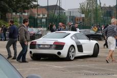 Rassemblement Neckbreakers Béthune - Audi R8 (4)