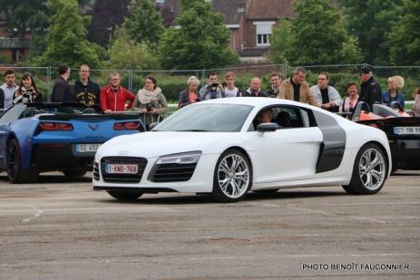 Rassemblement Neckbreakers Béthune - Audi R8