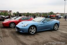 Rassemblement Neckbreakers Béthune - Ferrari California (1)